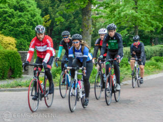 Noorderrondrit op de fiets 2019
