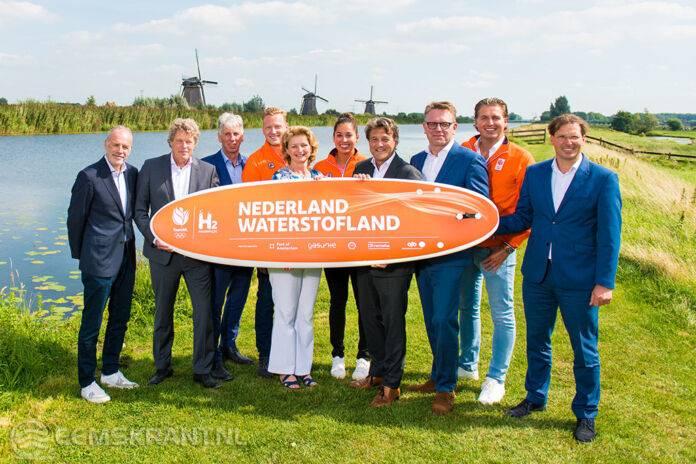 Groningen Seaports: Waterstofconsortium Missie H2 en NOC*NSF verlengen samenwerking.